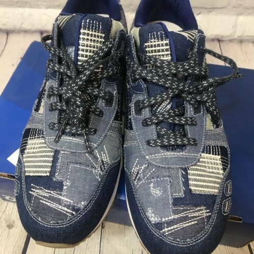 Asics Lyte III Size Blue Mens H7D3N Jeans