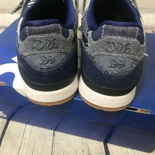 Asics Size 10 Blue Mens Shoes H7D3N Jeans