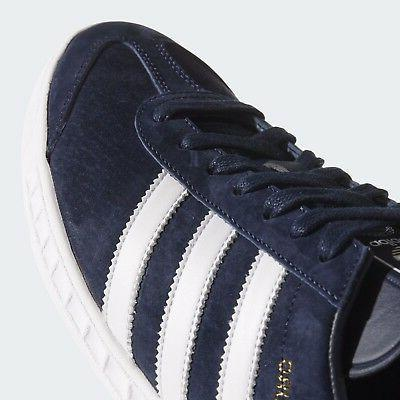 ADIDAS SHOES BLUE SUEDE LEATHER CITY BERN GAZELLE S74838 NEW