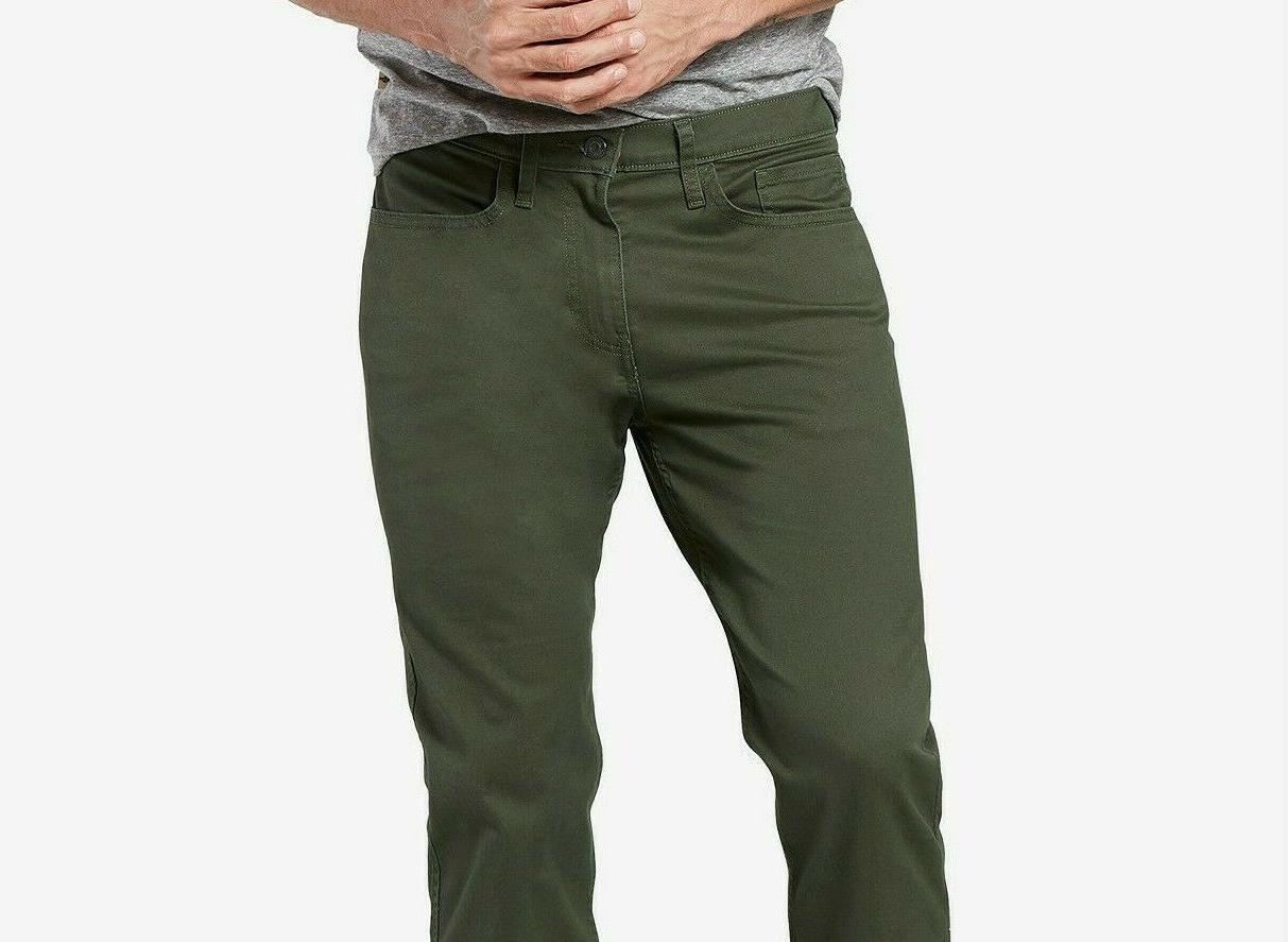 Dockers Jean Straight Tech Waist Green