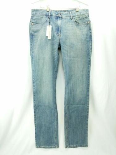 Calvin Klein Men's Slim Straight Blue Denim Dirty $69.50