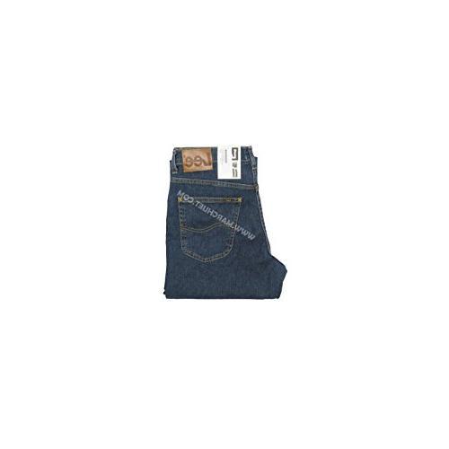 jeans brooklyn straight zip fly