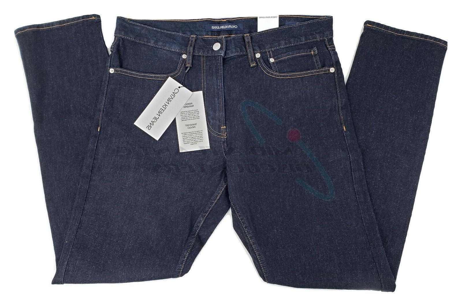 Slim Fit Denim Blue 33x32