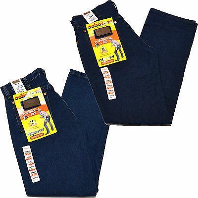 Wrangler Jeans Mens Cowboy Cut Original Fit Rodeo Prewashed