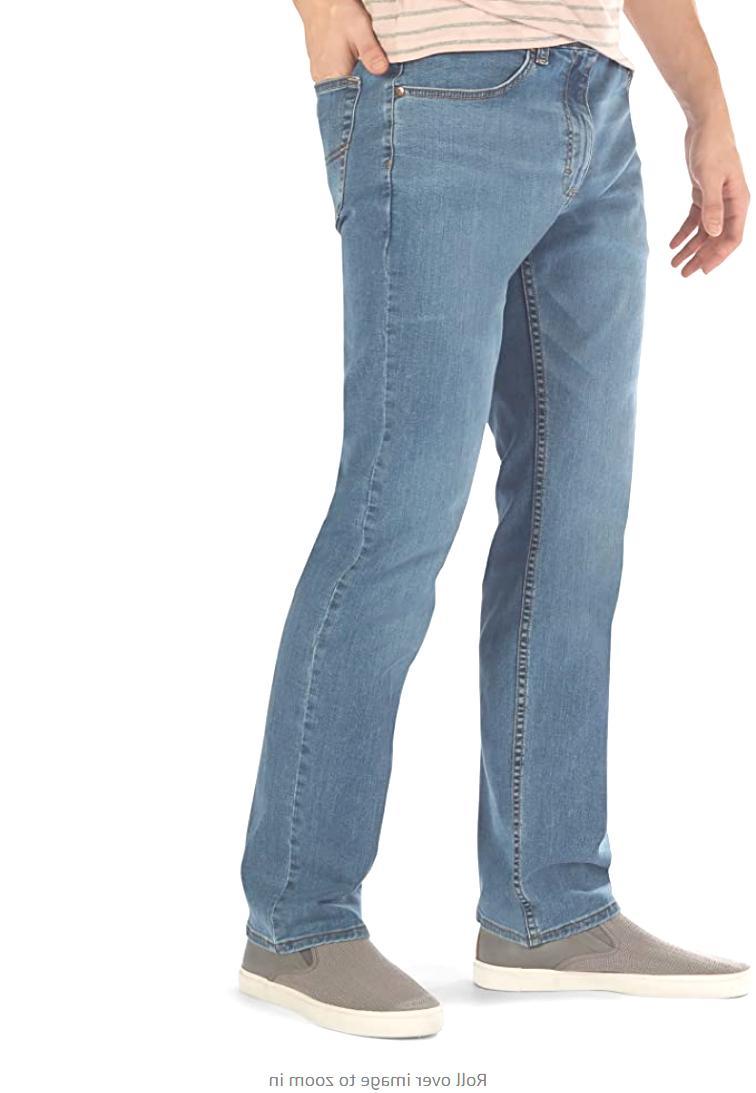 LEE Jeans Stretch Classic Fit Leg Rascal Wash