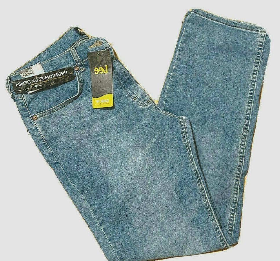 jeans premium flex stretch classic fit straight