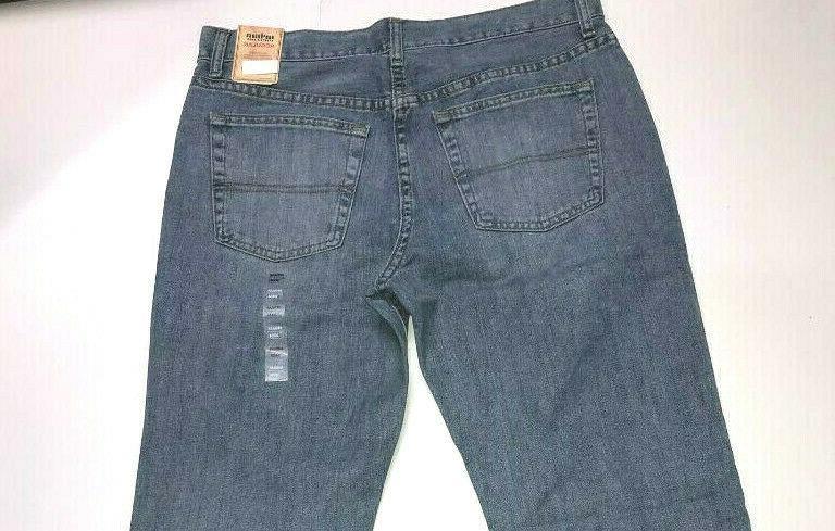 Fit Blue Straight 100% Vintage