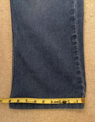 Hanes JMS Just Size Capris Blue Jeans Petite 18W-20W