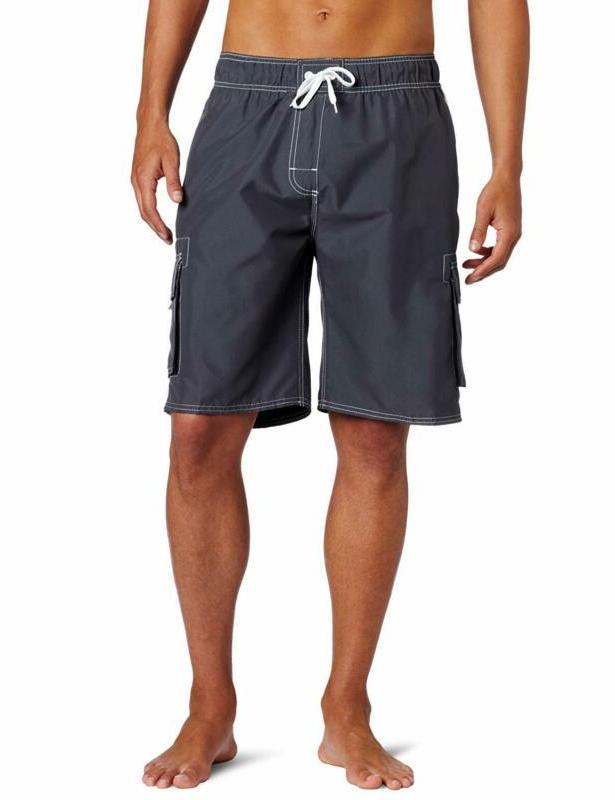kanu surf men s barracuda swim trunks