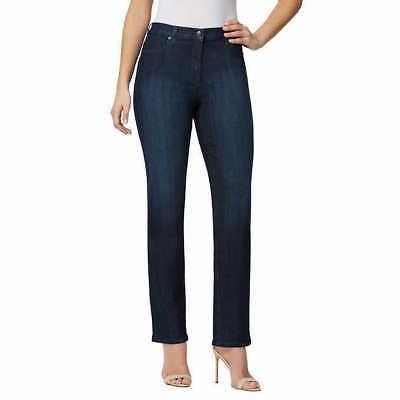 Gloria Vanderbilt Ladies' Amanda Denim Jeans – DARK BLUE P