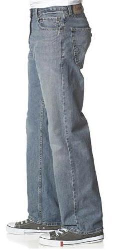 Levi 569 Straight Jean