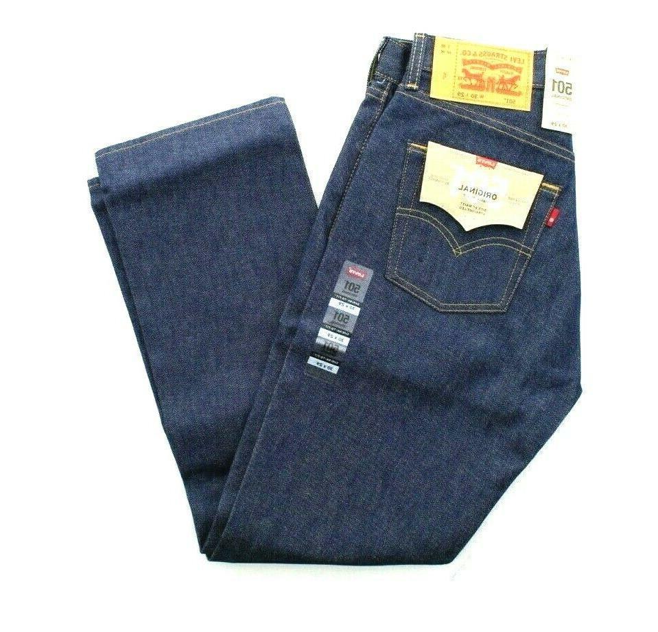 levi s 501 jeans men s shrink