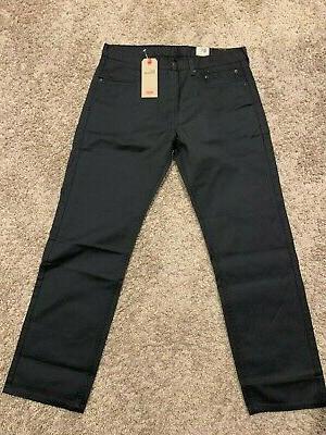 Levi's Straight Leg Gray Mens Sizes RT$59