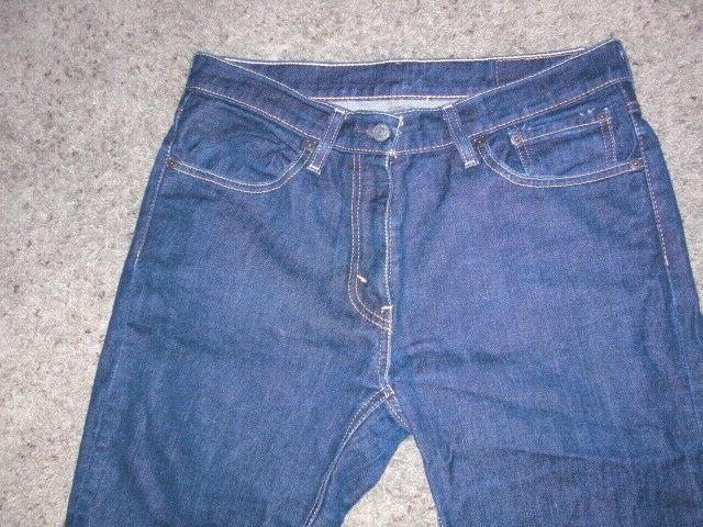 LEVI'S 541 athletic Tapered 32x32 stretch