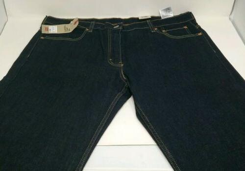 Levi's 34x30 Loose Straight Jeans