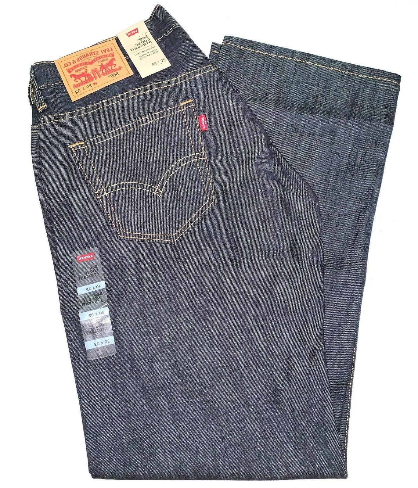 levi s 569 jeans men s loose
