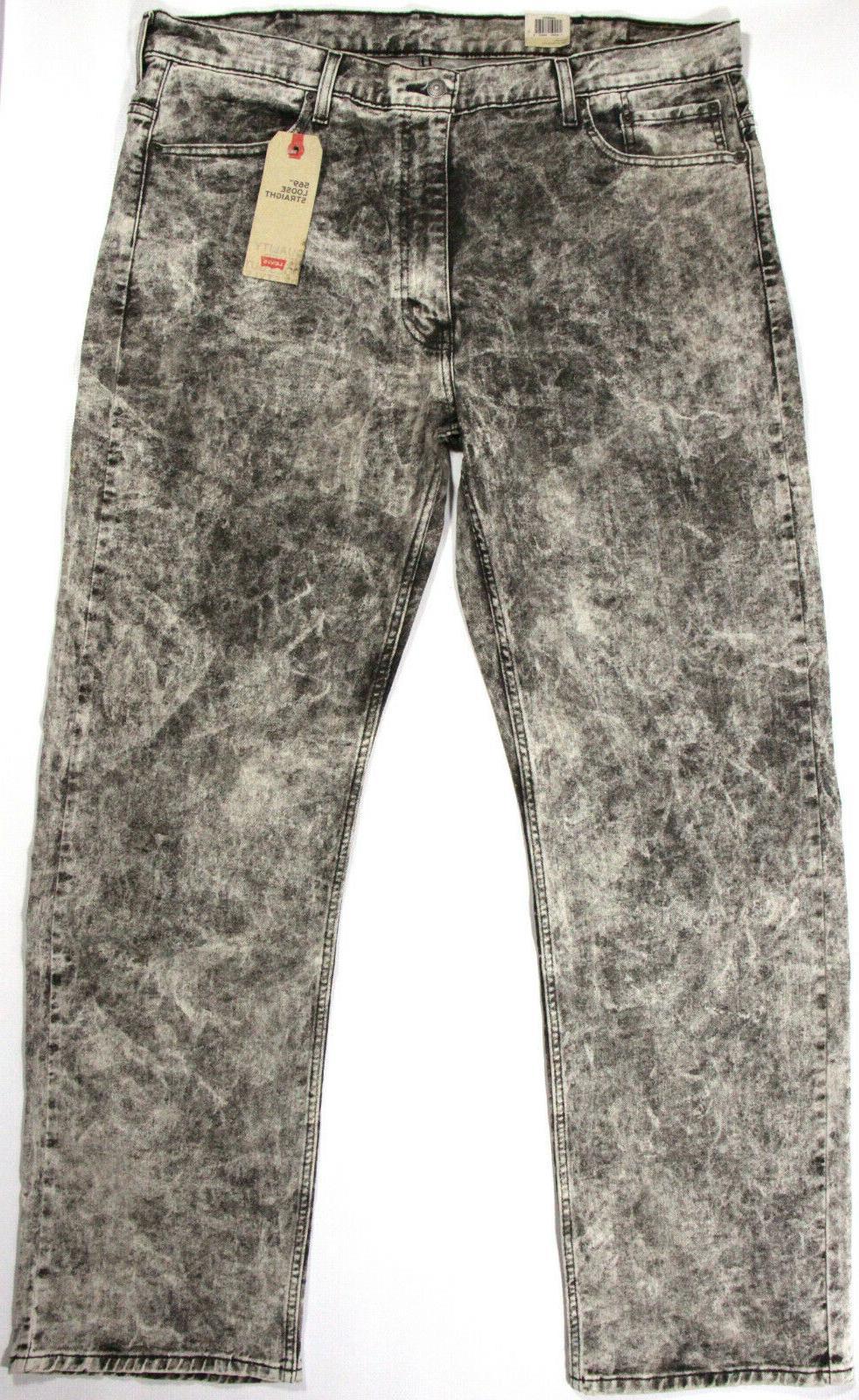 Levi's 569 stretch Jeans- 40 NEW-levis dirty wash Denim