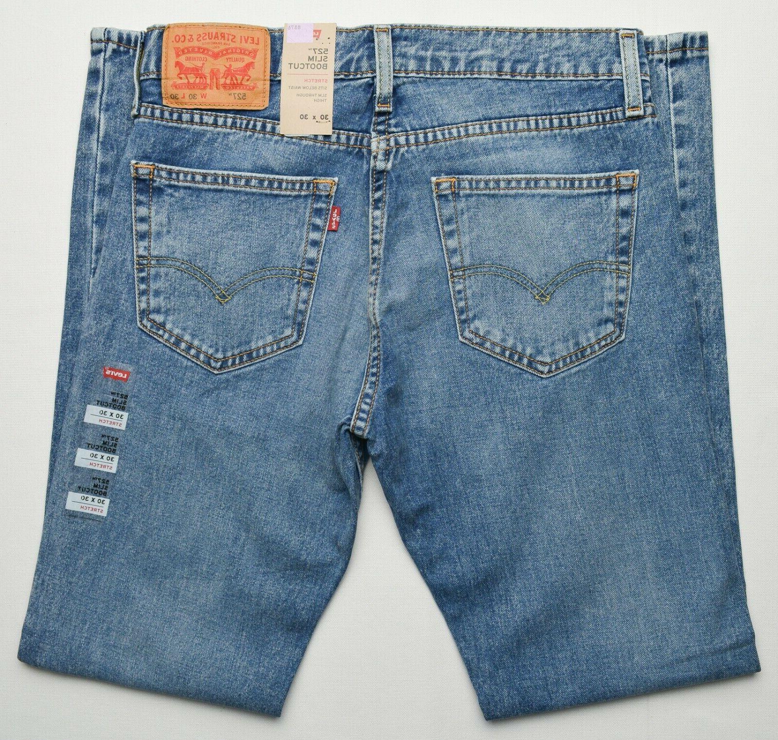 Levi's #8876 527 Jeans
