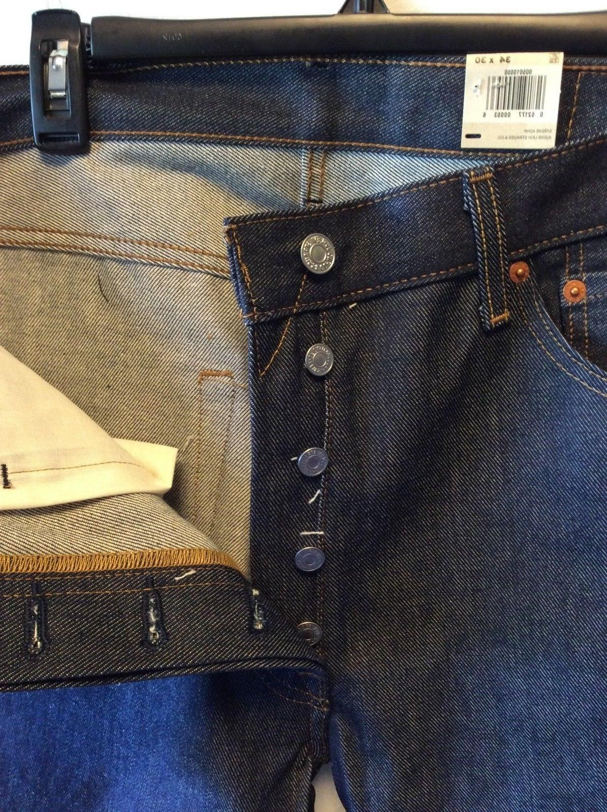 LEVI'S SHRINK-TO-FIT