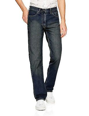 Levi's Signature Gold By Strauss Men's Classic Fit Jeans