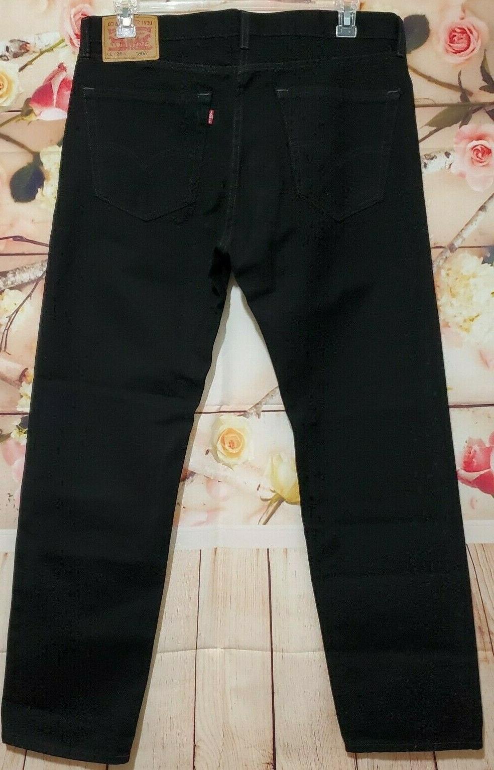 Levi's Men's 32L 505 Jeans, NWT