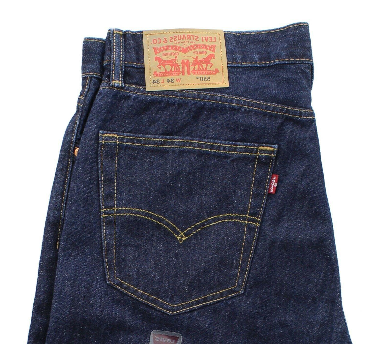 Levi's Men's Jeans Fit Denim