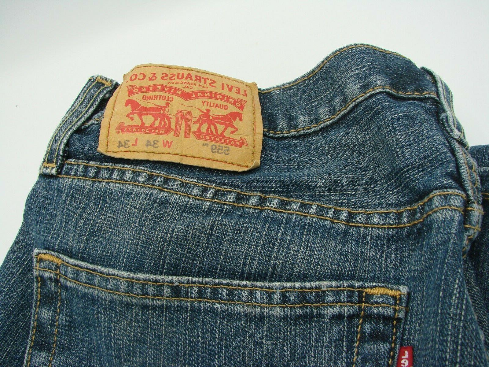 Straight Jean, Range, 34W x 2765 CW-2518