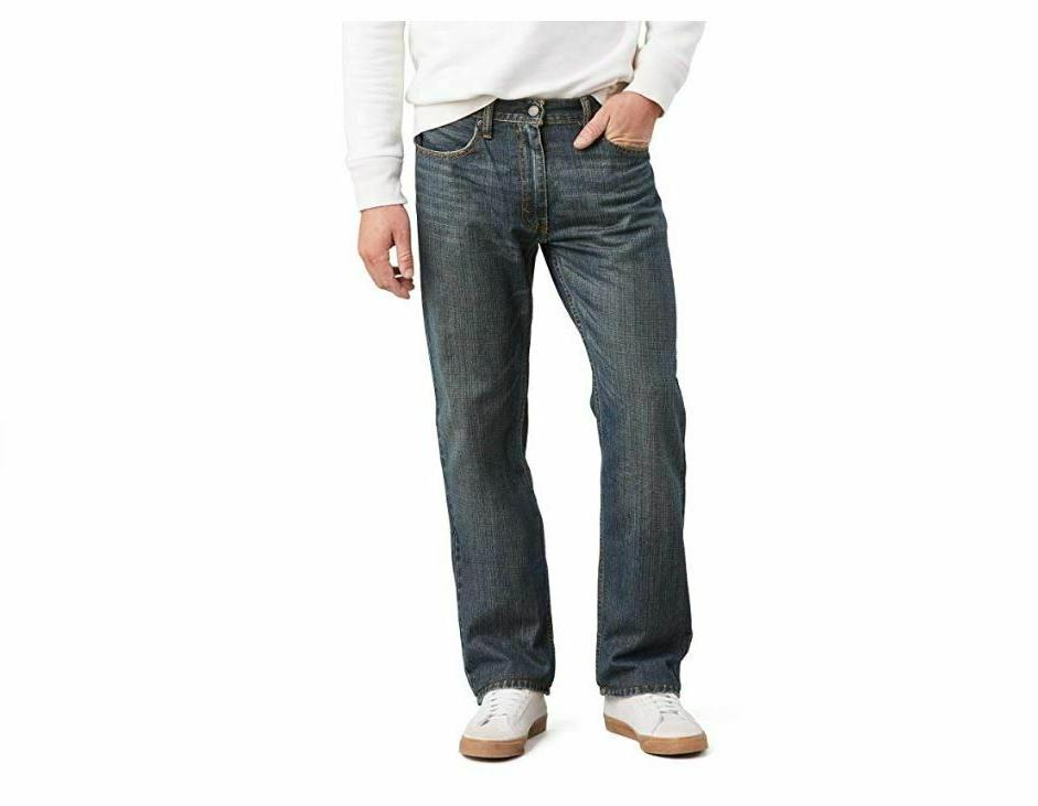 levi s men s 559 relaxed straight