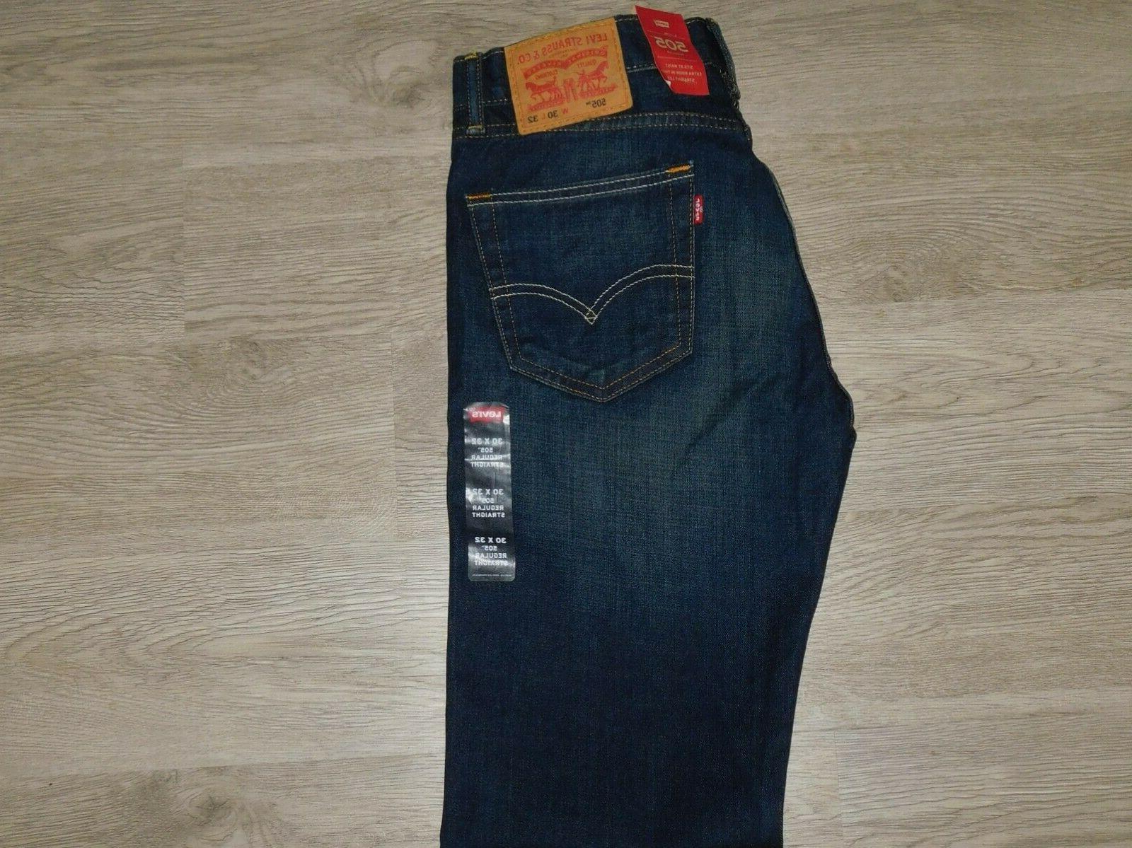 LEVIS Jeans Springstein Blue Size