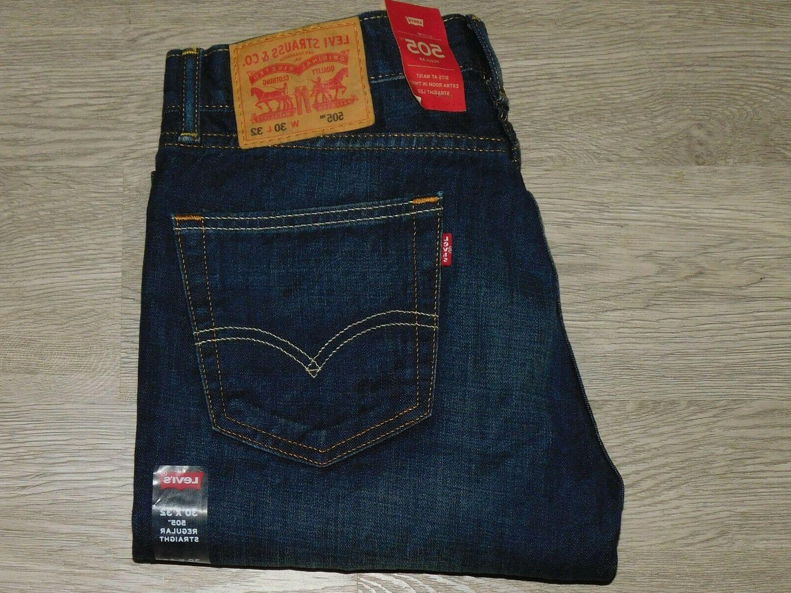 Jeans Springstein Dark Blue Pick Size