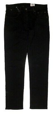 LEVIS 511 4406 Slim Fit jeans tagged size 30 x 30 Black Stre