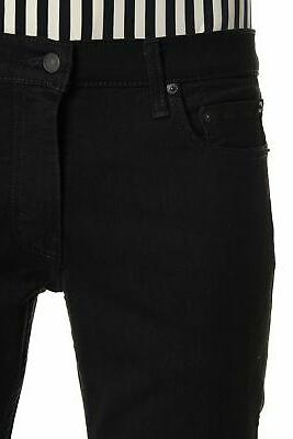 Levis 511 Slim Jeans Black