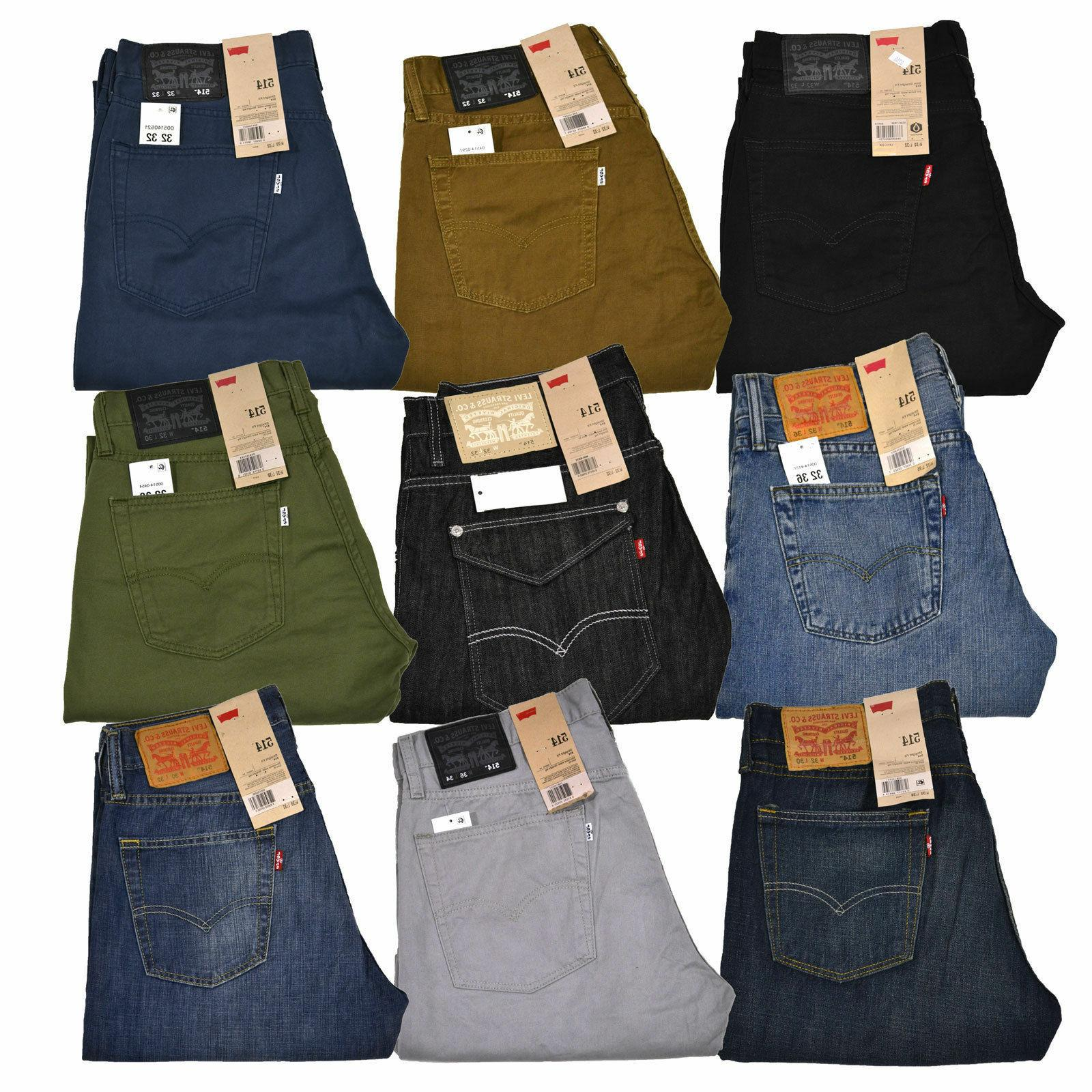 Straight Mens Denim 29 32 33 34 38