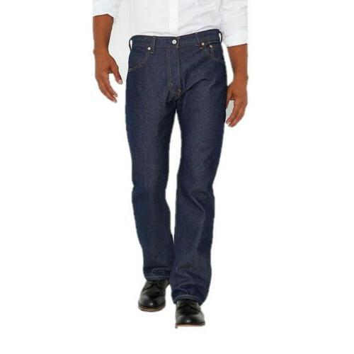 Levis 517 Mens Size 44x30 Slim Fit Bootcut Jeans Dark Indigo