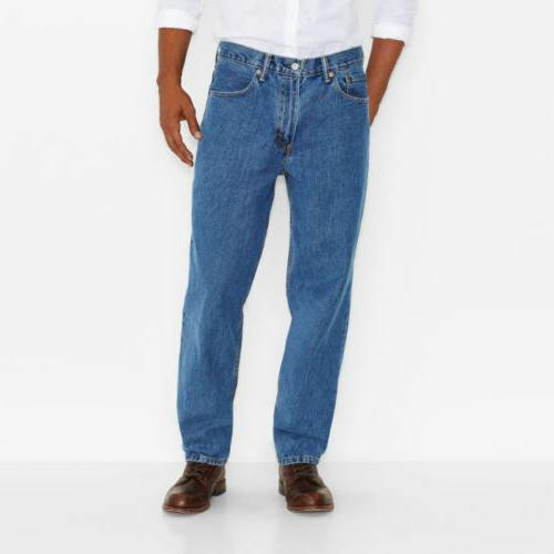 LEVIS Comfort Jeans Medium Stonewash