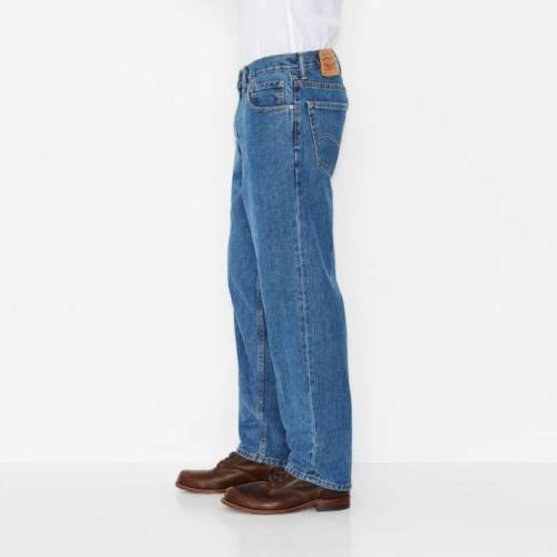 LEVIS Men's 560-4891 Comfort Stonewash