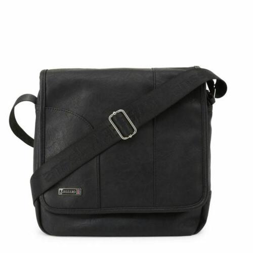 jeans cross body leather bag