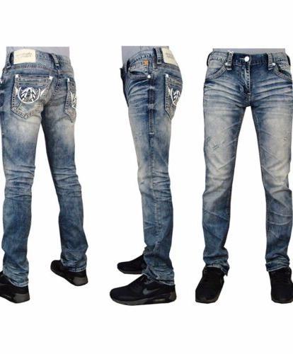 AMERICAN FIGHTER Men Jeans BATTLE