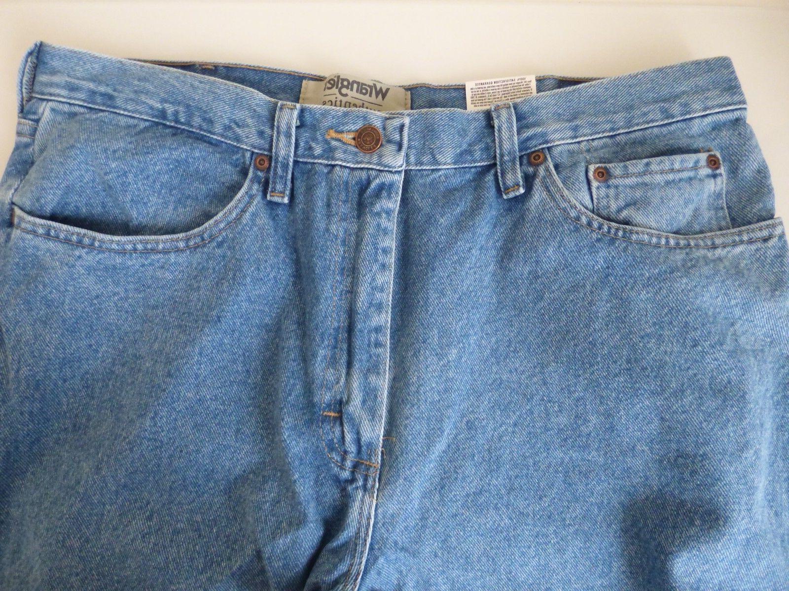 Wrangler Authentics Regular Jean Classic Big
