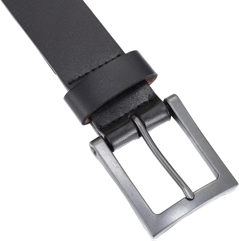 Men's Belt, Leather Casual Looks Great -