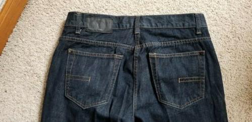 Men's Klein Blue jeans