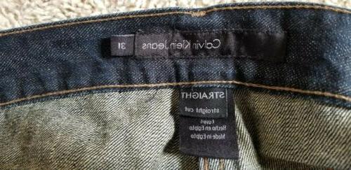Men's Blue jeans Size 31-34 New