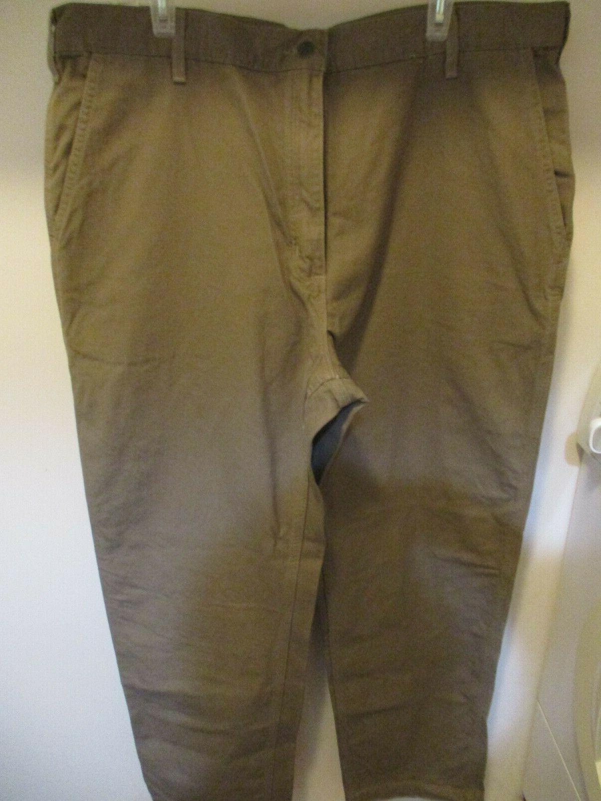 Men's Brown Carhartt SZ 42x34 NEW