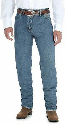 Wrangler Men's George Strait Cowboy Cut Original Fit Jean, G