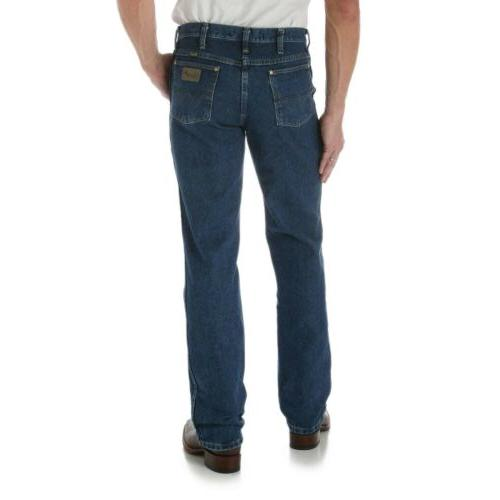 Wrangler Men's George Strait Slim Fit Cowboy Cut Jeans 936GS