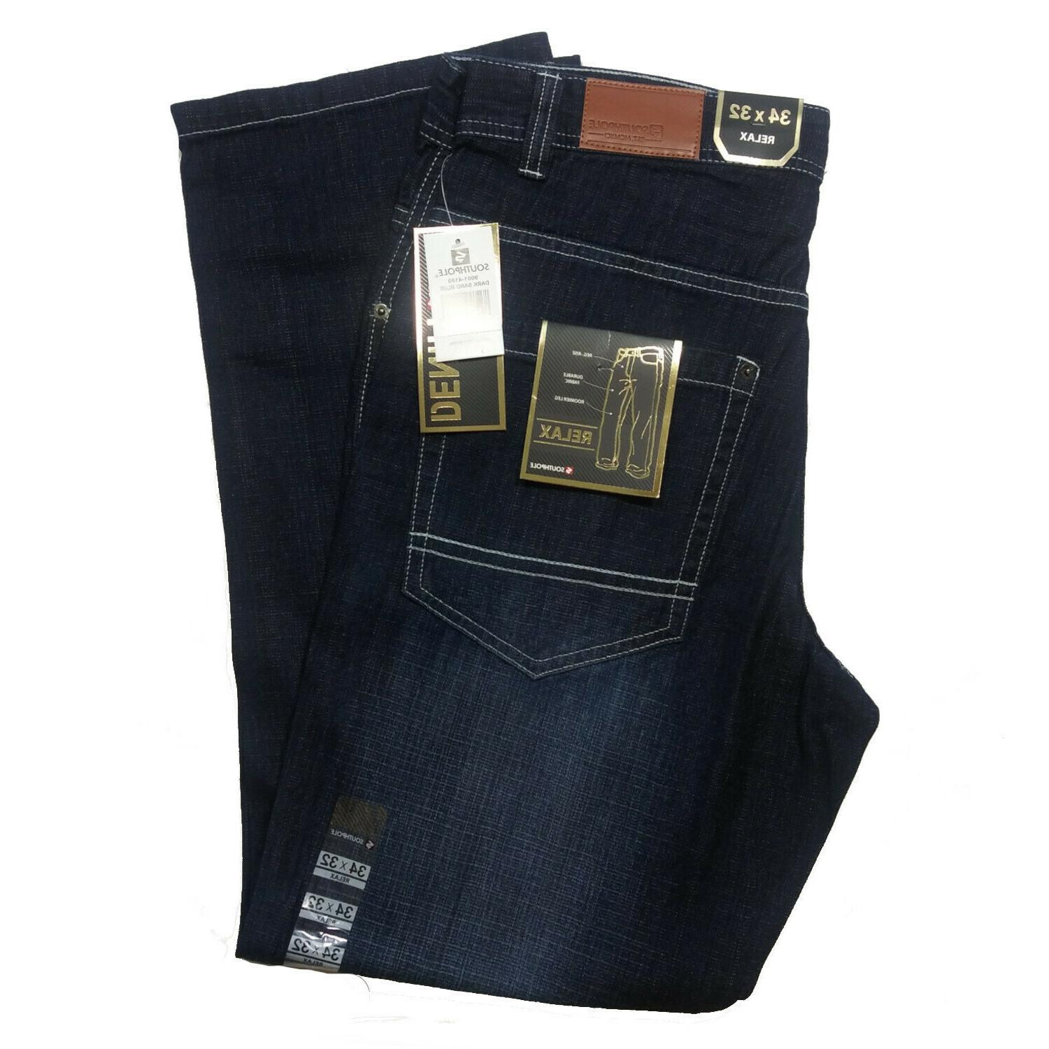men s jean relaxed fit style no