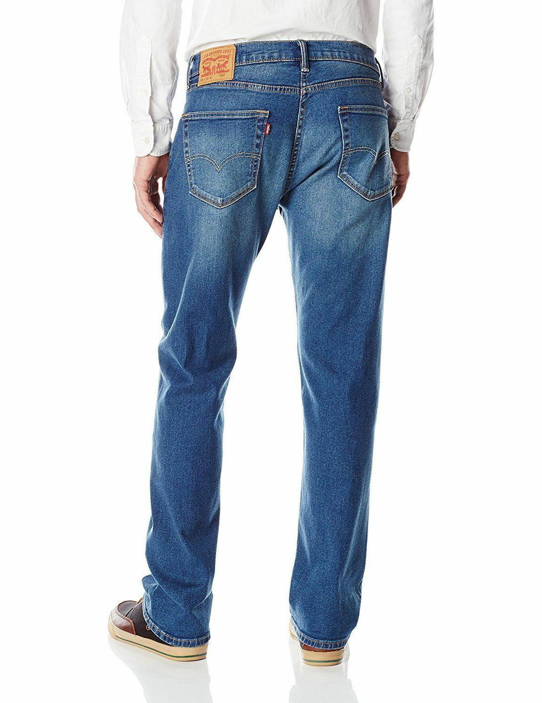 Mens Levis 505 Fit Jeans Ship Fast