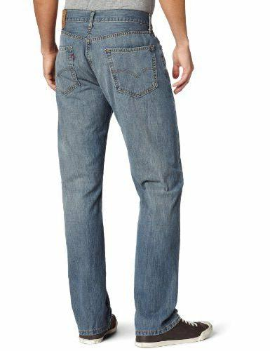 Mens Fit Jeans Fast Ship Fast