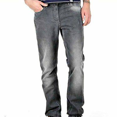 Adidas O04257 Adiscape Denim Jeans Pants Trousers Men/'s