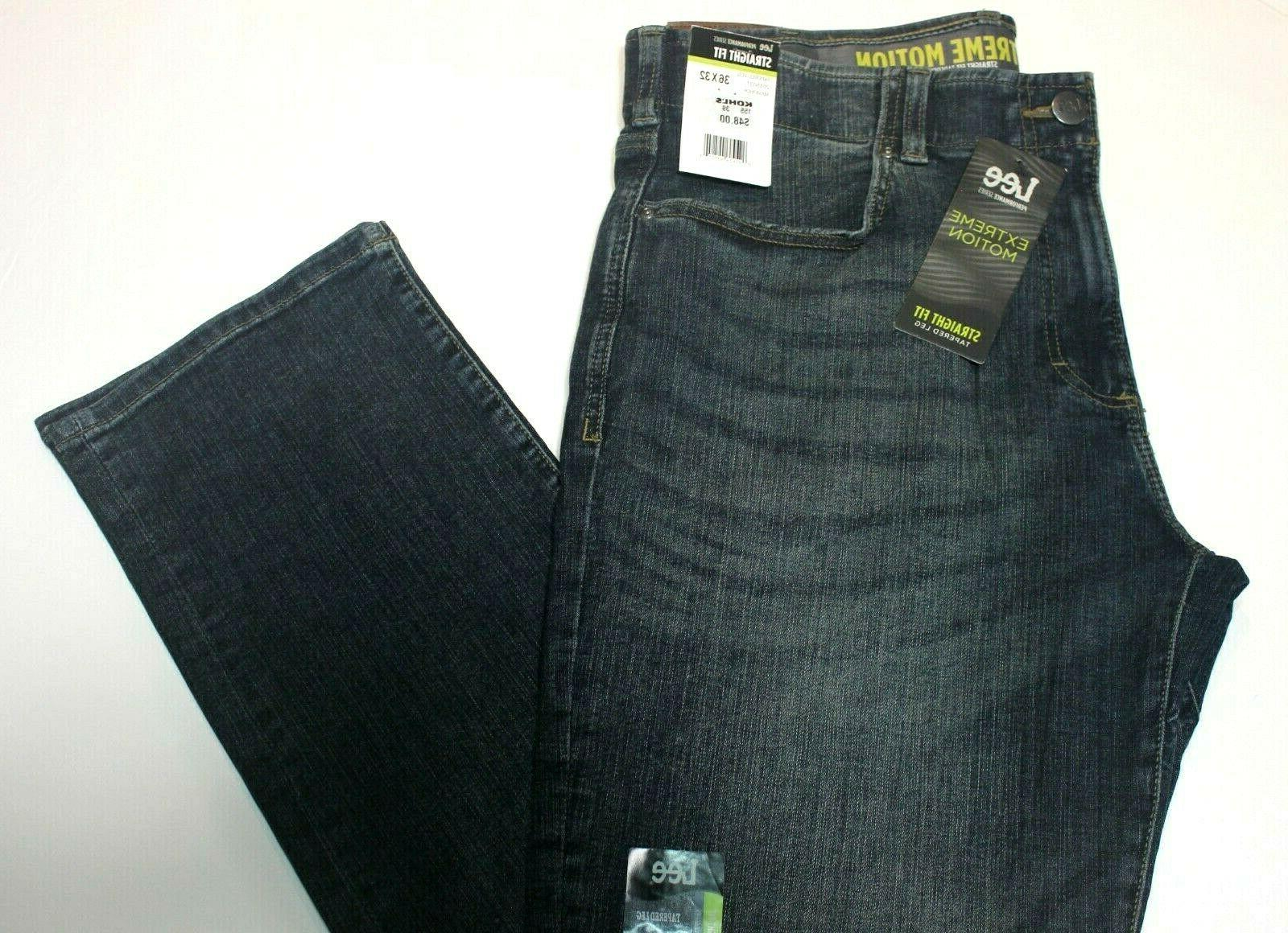 Men's Extreme Tapered Jeans
